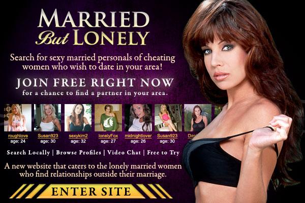 Lonely married women